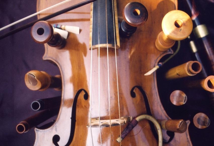 """""""Sul filo dell'emozione"""" Concerto per violoncello a 1500 mt – BROCANTE 2019"""