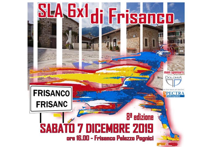 """""""Staffetta 6 x 1 ora"""" di Frisanco alla 8ª edizione"""
