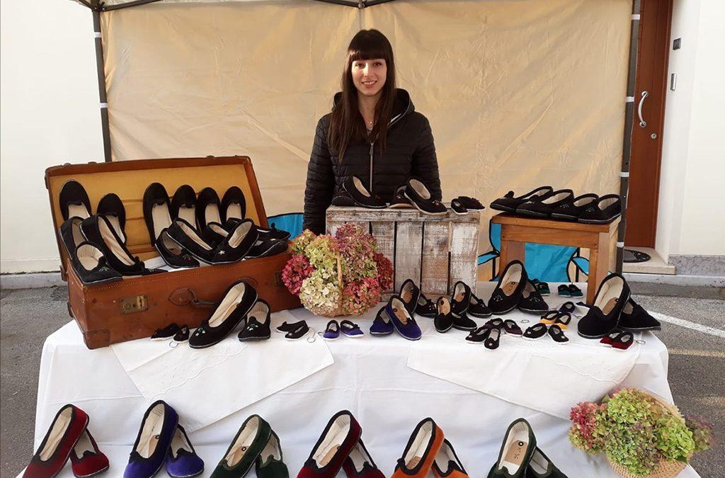 Gli Scarpeti di Clarissa Rosa Gobbo